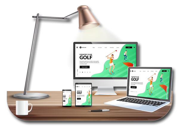 Golfly Professonal & Affordable Golf Websites
